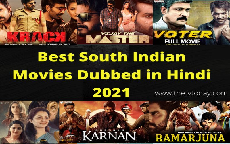 Best South Indian Movies Dubbed in Hindi 2021