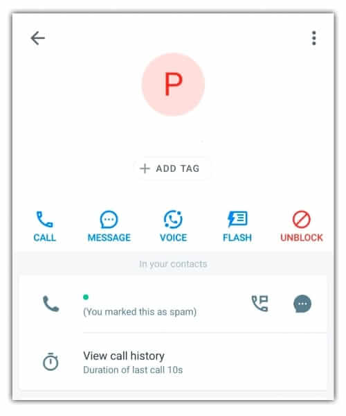 How to Know If Someone Blocked You on Truecaller01